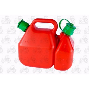 Oil & Fuel Container 2.25 Litre & 6 Litre