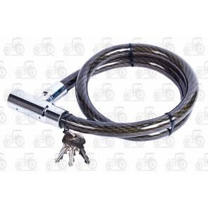 Security Locking Cable 22mm Wire X 1150mm Long