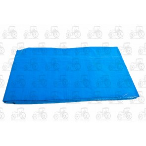 Polyethylene Tarpaulin Cover, 6 X 4Ft