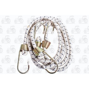 Bungee Cord (2Pc) 1/2 X 36 Inch