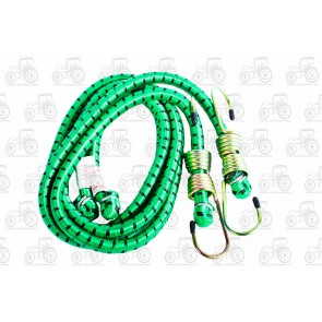 Bungee Cord (2Pc) 1/2 X 48 Inch