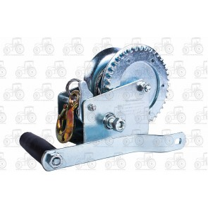 Winch Bare Loading 450Kg