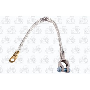 Battery Cable Negative Braided 12 Inch