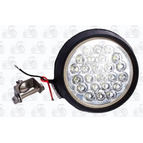 Rubber Lamp 28 Led 5 Inch