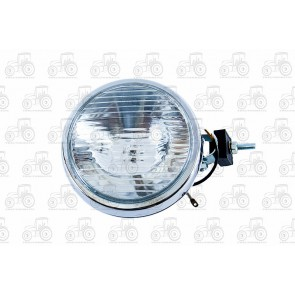 Chrome Driving Lamp 150mm