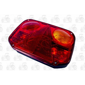 Tail Lamp With Socket LH