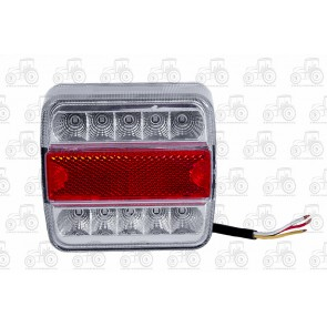 Tail Lamp 4 Function Led