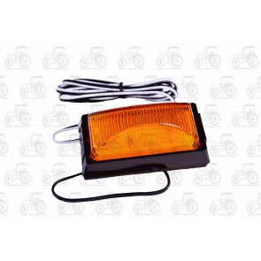 Marker Lamp Amber Led