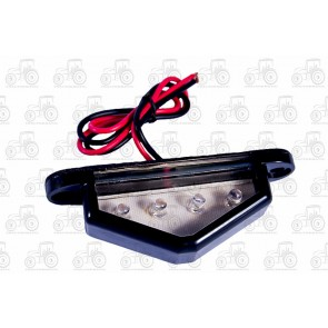 Number Plate Lamp Led