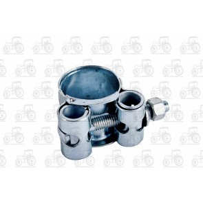 Heavy Duty Hose Clamp Bolt Type 23-25mm