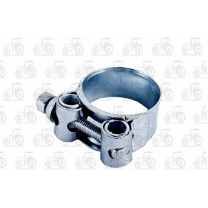 Heavy Duty Hose Clamp Bolt Type 52-57mm