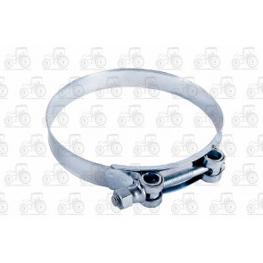 Heavy Duty Hose Clamp Bolt Type 208-213mm