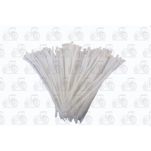 Cable Tie 6.5 X 350mm White (100)