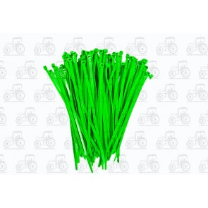 Cable Tie 3.6 X 150mm Green (100)