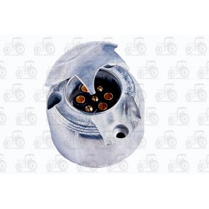 7 Pin Socket - Metal