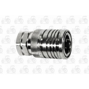 Female Push Pull Coupling 7/8 Inch