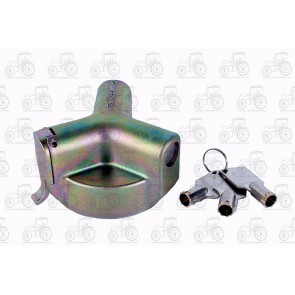 Locking Fuel Cap Bulk Tank