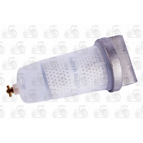 Water Block Filter Assembly 120L/Min 15 Micron