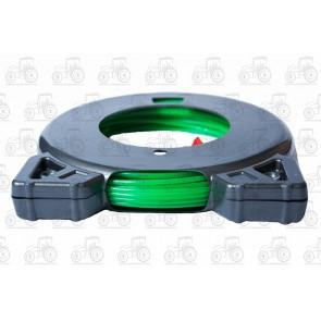 Std Round Strimmer Line 2.0mm Green 15M
