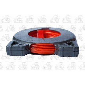 Std Round Strimmer Line 2.4mm Orange 15M