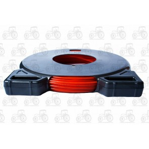 Std Round Strimmer Line 2.4mm Orange 44M