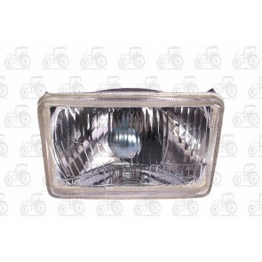 LH & RH Head Lamp LH Dip