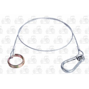Trailer Breakaway Cable Ring Type