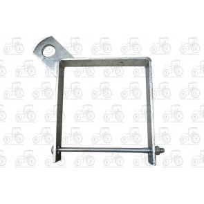 "Square Gate Hanger 8 x 8"" Top Corner"