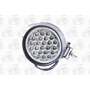 Rubber Lamp 24 Led 4 Inch