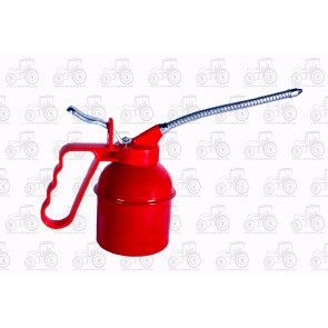 Oil Can Steel With Brass Pump 350Ml