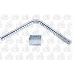 Pad And Handle Kit For Hu3 Hitch (2750Kg)