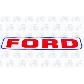 Ford Cab Decal