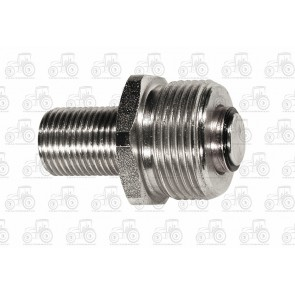 Male Dowty Type Coupling 3/8 Inch Bsp