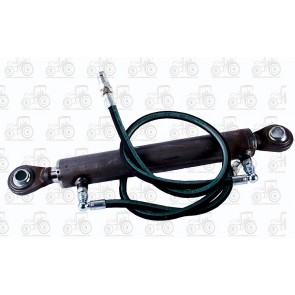 Hydraulic Top Link Category 2 24 Inch C-C With Hoses