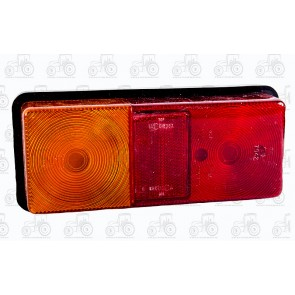 Tail Lamp 10 Inch X 4 Inch