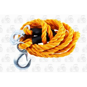 Tow Rope Poly Braid 4M