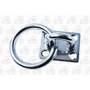 Ring Mount 4 Bolt Stainless Steel 8 X 45mm