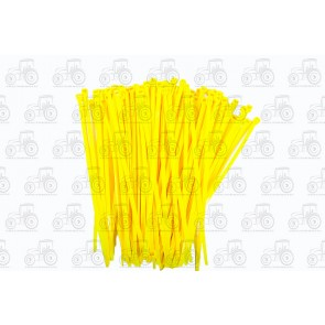 Cable Tie 3.6 X 150mm Yellow (100)