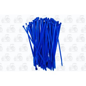 Cable Tie 4.8 X 200mm Blue (100)