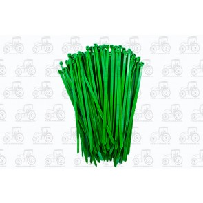 Cable Tie 4.8 X 200mm Green (100)