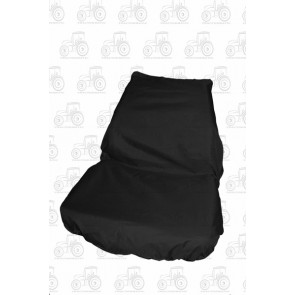 Seat Cover; Tractor Standard Black