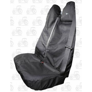 Seat Cover; Transit Double Grey