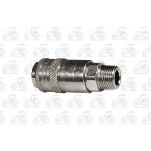 Female Air Line Coupling Quick Release