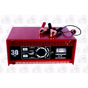 Battery Charger 30A, 12/24V