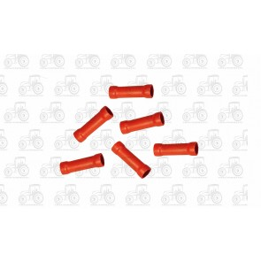 Red Sleeve Terminal 4mm