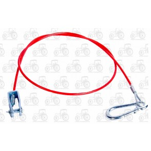 Trailer Breakaway Cable New Clevis Type