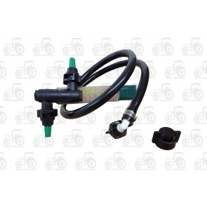 Boomless Nozzle Kit for Quad Sprayer (7M)