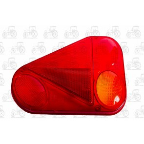 Tail Lamp Lens L/H Ifor Type