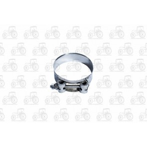 Heavy Duty Hose Clamp Bolt Type 63-68 mm, Stainless Steel