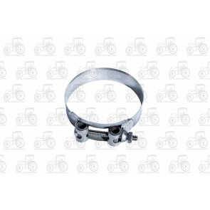 Heavy Duty Hose Clamp Bolt Type 86-91mm, Stainless Steel